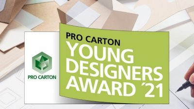 Call for Entries: Pro Carton Young Designers Award 2021