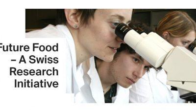 Future Food – A Swiss Research Initiative 2021
