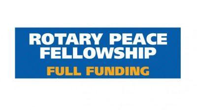 ROTARY PEACE FELLOWSHIPS 2021
