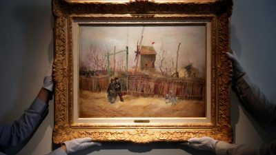 Слика на Ван Гог продадена за над 13 милиони евра