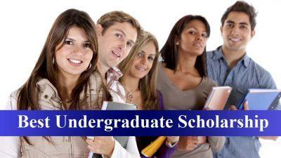 Undergraduate Student Scholarship Program