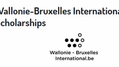 WALLONIE-BRUXELLES INTERNATIONAL SCHOLARSHIPS