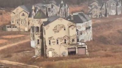 Одморалиште од 1,6 милијарди долари изгледа како град на духови: Напуштени вили, инвеститорите уапсени (ФОТО+ВИДЕО)