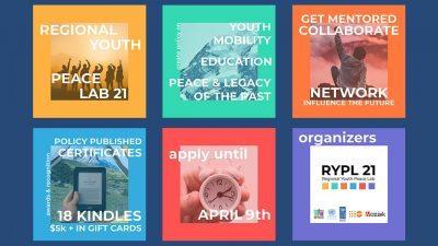 REGIONAL YOUTH PEACE LAB 2021